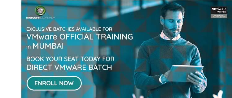 VMware NSX ICM v6.2 Training in Mumbai, Mumbai, Maharashtra, India