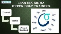 Lean Six Sigma Green Belt Training - students