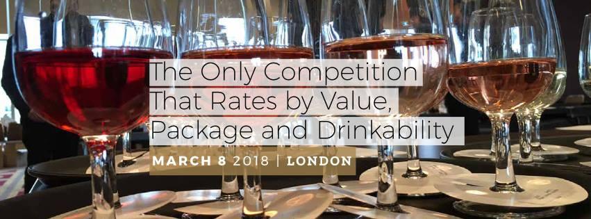 2018 London Wine Competition, London, United Kingdom