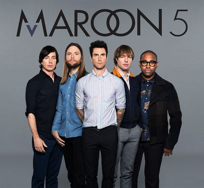 Maroon 5, Las Vegas, Nevada, United States