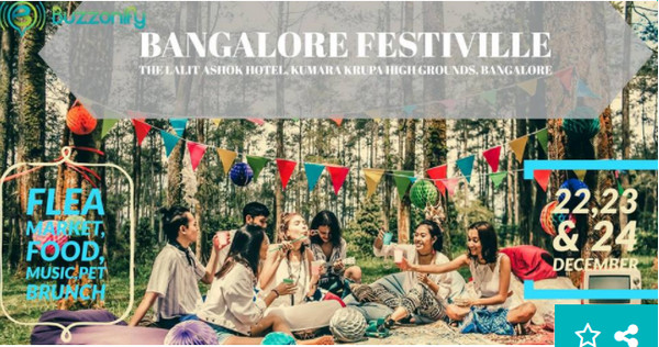 Bangalore Festiville Christmas Edition, Bangalore, Karnataka, India