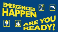 Emergency Preparedness – What To Do In Case of Fire, Flood, Tornado, Bomb Threat, Power Outage, etc