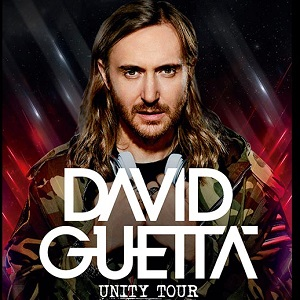 Light & Life: David Guetta, New York, United States