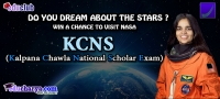 Kalpana Chawla National Scholar Exam