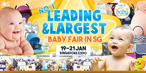 Baby World - Baby Fair 2018, Singapore, South East, Singapore