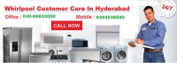 WhirlPool Customer Care Number in Hyderabad Telangana