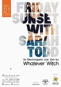 Friday Sunset with Sarah Todd