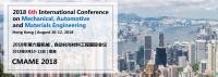 2018 6th International Conference on Mechanical, Automotive and Materials Engineering (CMAME 2018)--IEEE