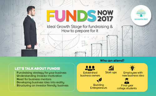 FUNDS NOW 2017 on 9th December at KMA, Cochin, Ernakulam, Kerala, India