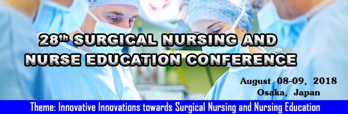 28th Surgical Nursing and Nurse Education Conference, Oska, Kyushu, Japan
