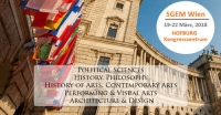 SGEM Vienna Art 2018, Scientific Conference on Social Sciences and Arts