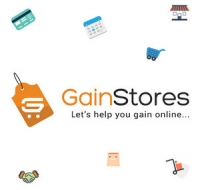 Build your own e-commerce website with GainStores