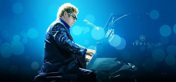 Elton John Concerts, Las Vegas, Nevada, United States