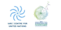 United Nations IYSTD 2017 Program; Become Ambassador.