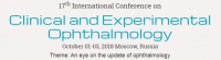 17th  Clinical and Experimental Ophthalmology Conference