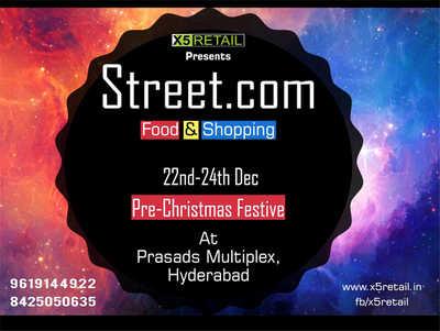 Street.com, Hyderabad, Andhra Pradesh, India