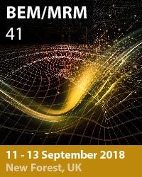 41st International Conference on Boundary Elements and other Mesh Reduction Methods, Brockenhurst, Hampshire, United Kingdom