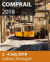 16th International Conference on Railway Engineering Design & Operation, Lisbon, Portugal