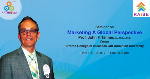 Seminar on Marketing -A Global Perspective, Coimbatore, Tamil Nadu, India