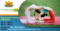 Yoga Teacher Training Certification Courses in Rishikesh India 2018