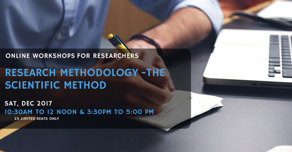 Online Workshops for researchers on Research Methodology, Hyderabad, Telangana, India