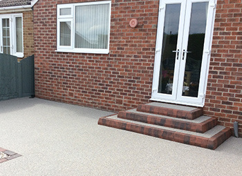Preparation is key to a long-lasting resin bound surface, Leeds, West Yorkshire, United Kingdom