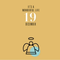 """It's A Wonderful Life"" Holiday Movie Screening at Krog Street Market"
