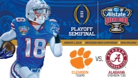 Sugar Bowl: Clemson Tigers vs. Alabama Crimson Tide