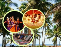 International Yoga-Music-Dance Festival  in Kerala, India