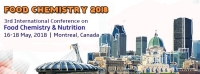 3rd International Conference on  Food Chemistry & Nutrition