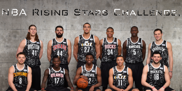 NBA Rising Stars Challenge 2018, Los Angeles, California, United States
