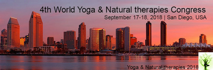 Yoga & Natural therapies 2018, San Diego, California, United States