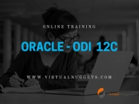 Oracle Data Integrator   ODI Online Training