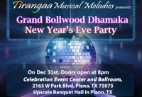 Grand Bollywood Dhamaka - NYE 2018
