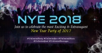NYE 2018 - The Myriad