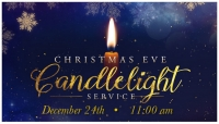 Remnant Worship Center Christmas Eve Candlelight Service