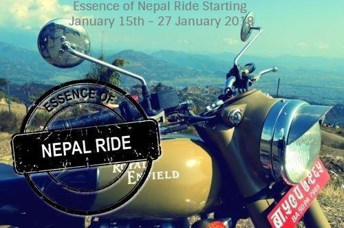 Motorcycle Tours Essence of Nepal Ride, Kullu, Himachal Pradesh, India