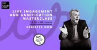 Live engagement & Gamification Masterclass