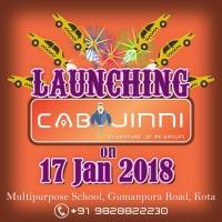 Cab Jinni Launch