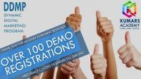 FREE DEMO – Dynamic Digital Marketing Program at Kumars Academy till 30th Dec