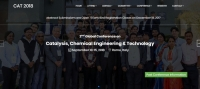2nd Global Conference on Catalysis, Chemical Engineering and Technology