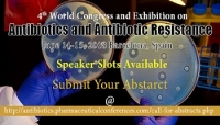4th World Congress and Exhibition on Antibiotics and Antibiotic Resistance