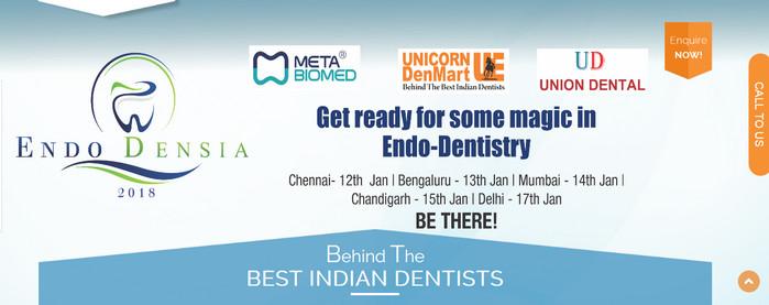 ENDO DENSIA, 2018 - Unicorn Denmart Ltd - Free Registration, New Delhi, Delhi, India