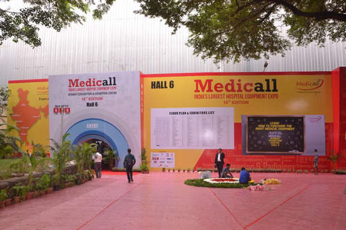 Medical Equipment Exhibition, Hyderabad, Telangana, India