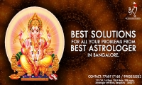Get Solutions For All Your Problems From Best Astrologer In Bangalore