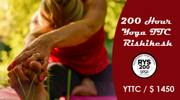 200 Hour Yoga Teacher Training in Rishikesh India, Dehradun, Uttarakhand, India