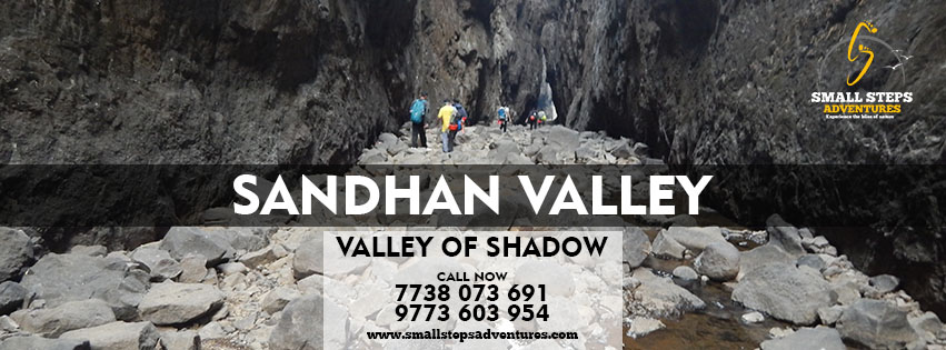 Trek to Valley of Shadow Sandhan Valley, Nashik, Maharashtra, India