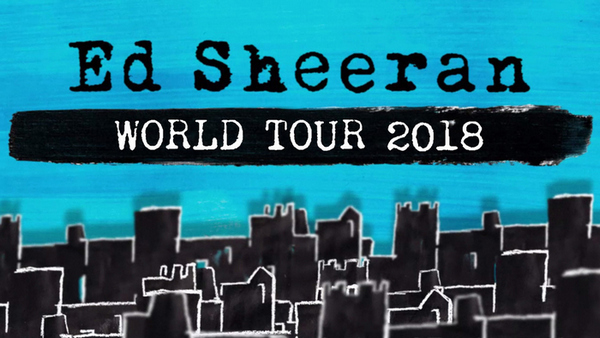 Ed Sheeran Tickets 2018, East Rutherford, New Jersey, United States