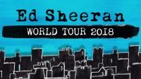 Ed Sheeran Tickets 2018