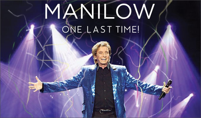 Barry Manilow Tickets 2018, Escambia, Florida, United States